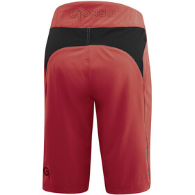 Gonso Syeni Short de cyclisme Femme, high risk red